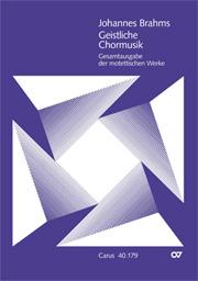 Brahms: Geistliche Chormusik