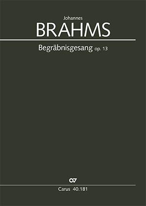 Johannes Brahms: Begräbnisgesang