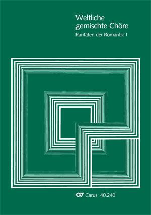 Raritäten der Romantik, Heft I