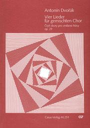 Quatre mélodies pour chœur