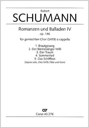 Romances et ballades IV