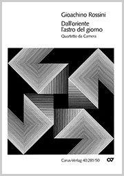 Gioachino Rossini: Dall'oriente