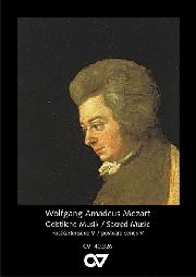 Postkarten-Serie 5: Wolfgang Amadeus Mozart - Geistliche Musik