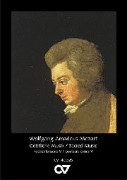 Postcard Series 5: Wolfgang Amadeus Mozart - Sacred Music