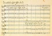 Felix Mendelssohn Bartholdy: Denn er hat seinen Engel befohlen über dir
