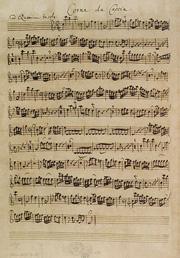 Johann Sebastian Bach: Quoniam tu solus sanctus aus der Missa in h