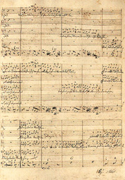 Johann Sebastian Bach: Hochzeitsquodlibet