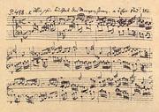 Johann Sebastian Bach: Wie schön leuchtet der Morgenstern