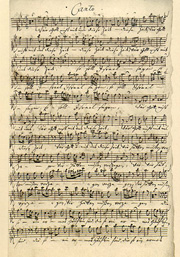 Johann Sebastian Bach: Were God not with us here today