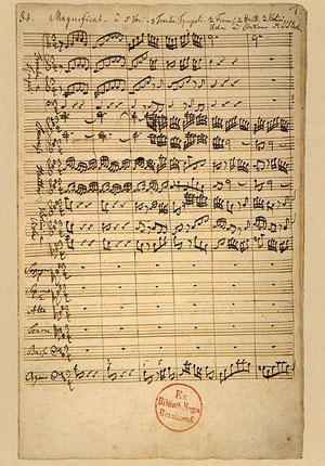 Johann Sebastian Bach: Magnificat en ré majeur