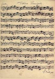 Johann Sebastian Bach: Brandenburgische Konzert Nr. 5 in D-Dur