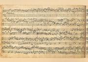Johann Sebastian Bach: Sonata in c
