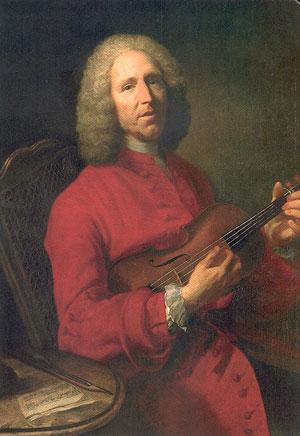 Joseph Aved: Jean-Philippe Rameau