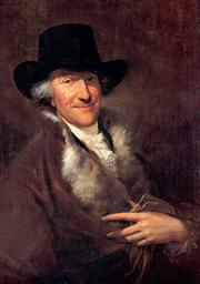 Georg Friedrich Weitsch: Wilhelm Friedemann Bach