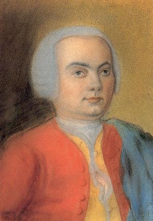 Gottlieb Friedrich Bach: Carl Philipp Emanuel Bach