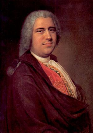 Balthasar Denner: Johann Adolf Hasse