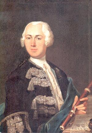 Friedrich Gerhard: Johann Joachim Quantz