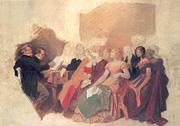 Moritz von Schwind: Schubert-Abend bei Josef von Spaun