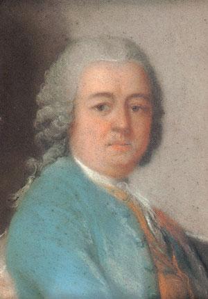 Gottlieb Friedrich Bach: Johann Ludwig Bach