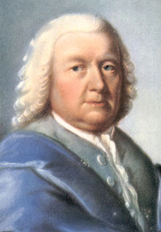 Gottlieb Friedrich Bach: Johann Sebastian Bach