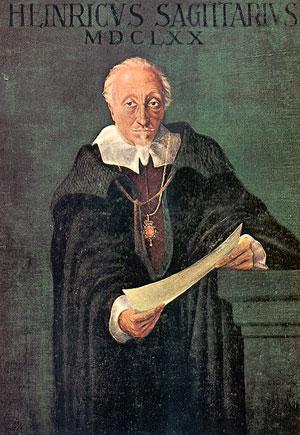 Anonymus: Heinrich Schütz