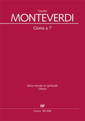 Claudio Monteverdi: Gloria à 7