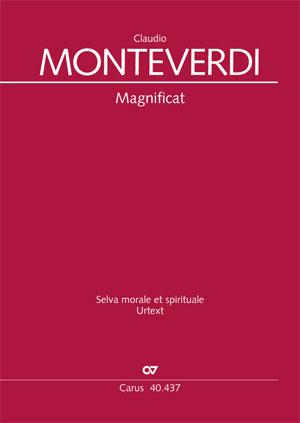 Claudio Monteverdi: Magnificat a 8 voci con 6 vel 10 istromenti