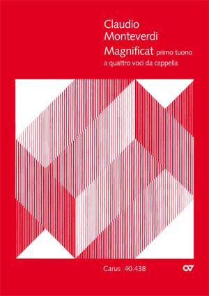 Claudio Monteverdi: Magnificat primo tuono à 4 voci