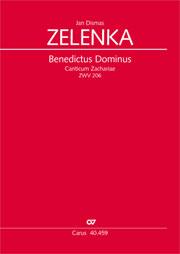Jan Dismas Zelenka: Benedictus Dominus Deus Israel