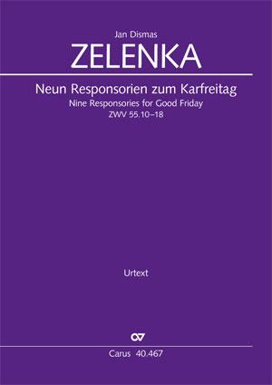 Zelenka: Neun Responsorien zum Karfreitag
