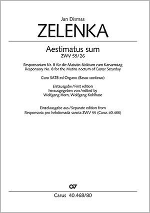 Jan Dismas Zelenka: Aestimatus sum