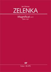 Jan Dismas Zelenka: Magnificat en ut majeur