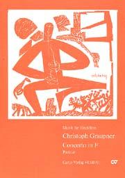 Christoph Graupner: Concerto in F
