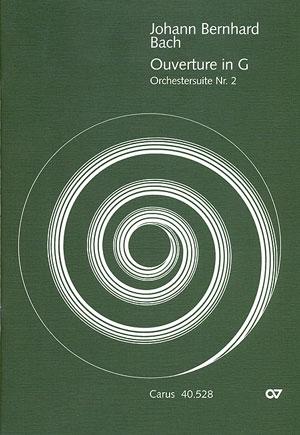 Johann Bernhard Bach: Orchestersuite Nr. 2