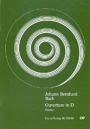 Johann Bernhard Bach: Suite pour orchestre n°4