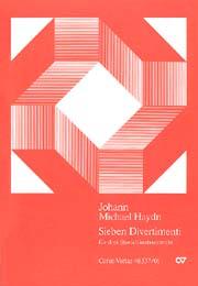 Haydn, M.: Sieben Divertimenti