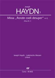 Joseph Haydn: Missa brevis