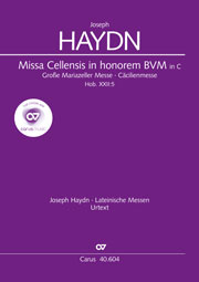Joseph Haydn: Große Mariazeller Messe in C