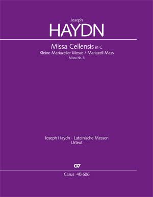 Joseph Haydn: Missa Cellensis / Mariazeller-Messe
