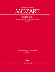 Wolfgang Amadeus Mozart: Missa in C