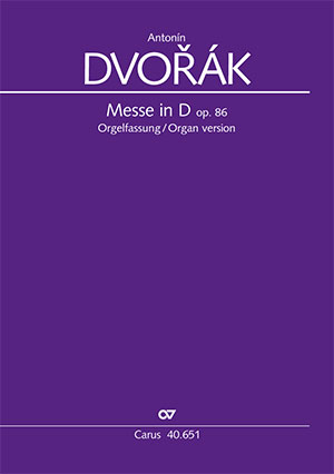 Antonín Dvorák: Messe en ré majeur