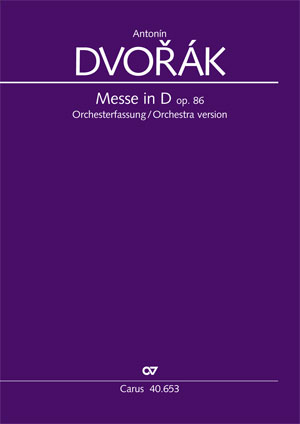 Dvorak Messe in D