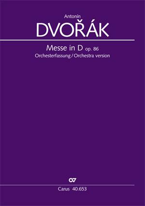 Antonín Dvorák: Mass in D major