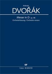 Antonín Dvorák: Messe in D