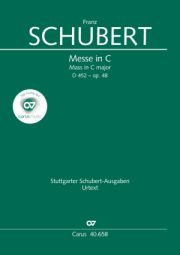 Franz Schubert: Messe in C