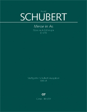 Franz Schubert: Messe in As