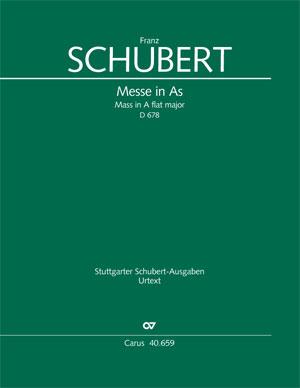 Franz Schubert: Messe in As