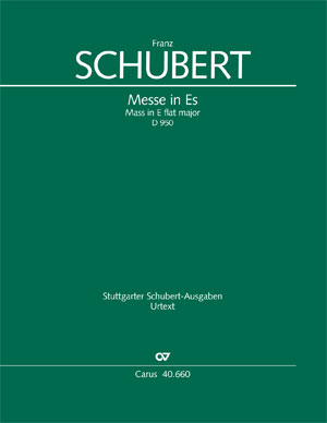 Franz Schubert: Messe in Es