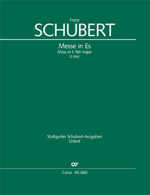 Franz Schubert: Messe en mi bémol majeur