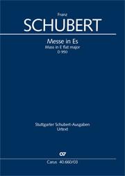 Franz Schubert: Messe in Es